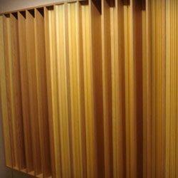 Instalação de Painéis Acústicos de Difusores