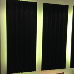 Instalação de Painéis Acústicos