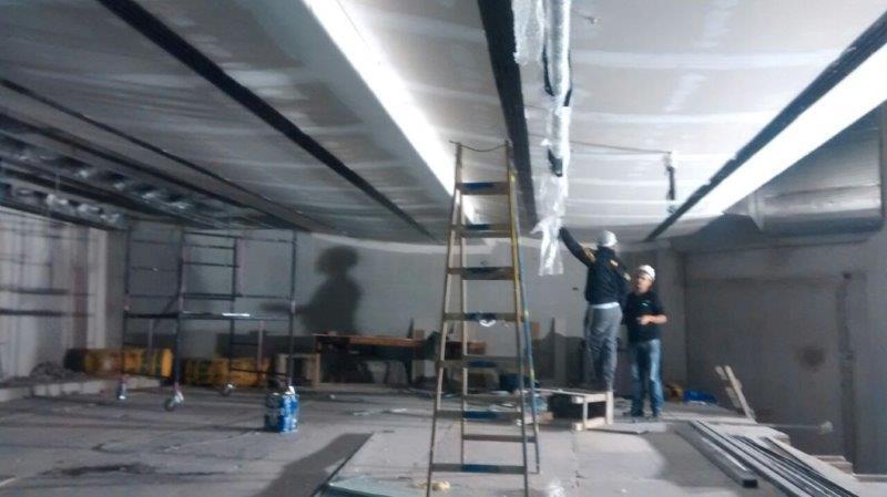 Acartonado drywall