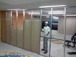 Divisórias de drywall preço