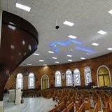 Forro acústico para igreja preço