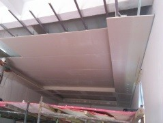 Forrode drywall