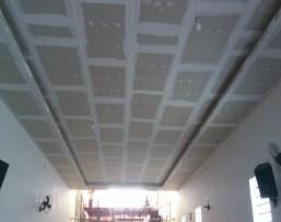 Forro drywall preço M2