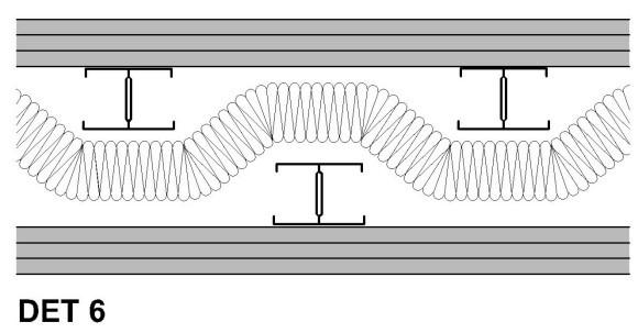 Isolamento acústico drywall