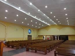 Isolamento acústico igreja