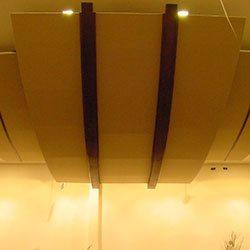 Instalação de Nuvens Acústicas
