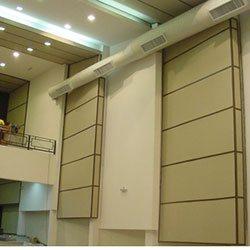 Instalação de Painéis Acústicos em Tecido