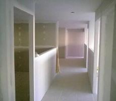 Parede de Gesso Drywall